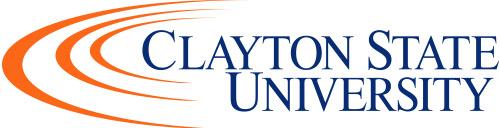 Clayton State Mobile Logo