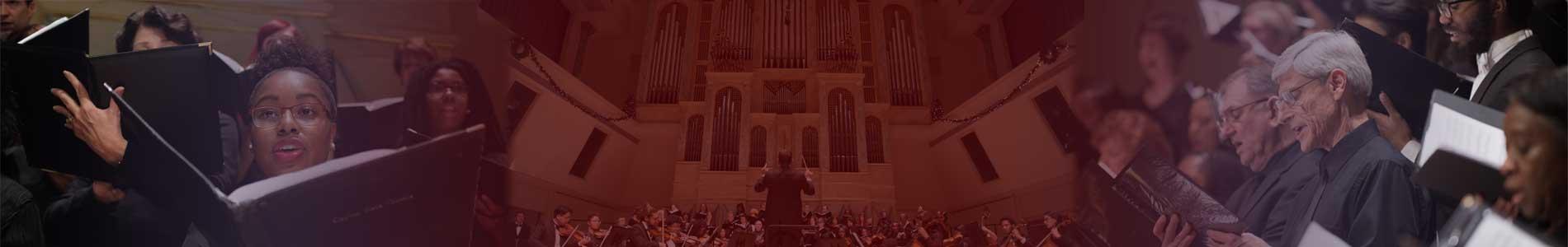 Masterworks Chorus banner image