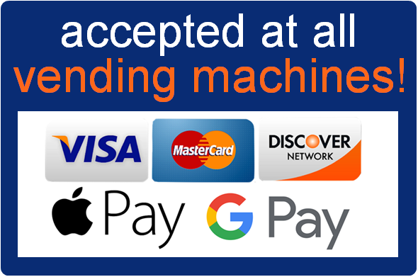 Vending payment options