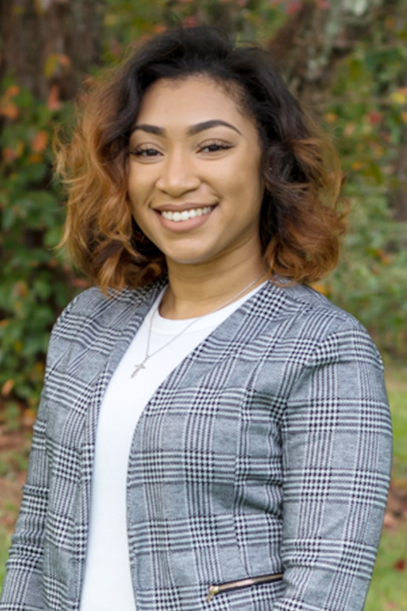 Samira Clunis, Human Resources Associate