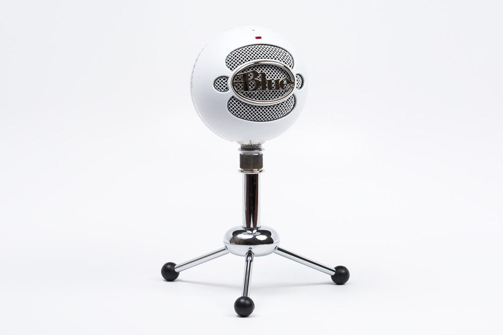 Microphones for lecture capture and web conferences.
