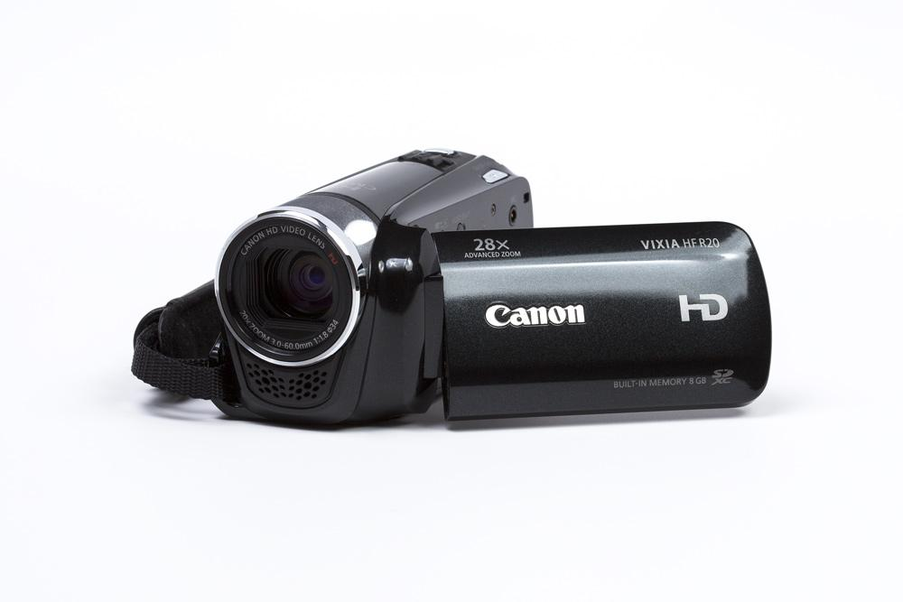 Video cameras for presentation and lecture capture.