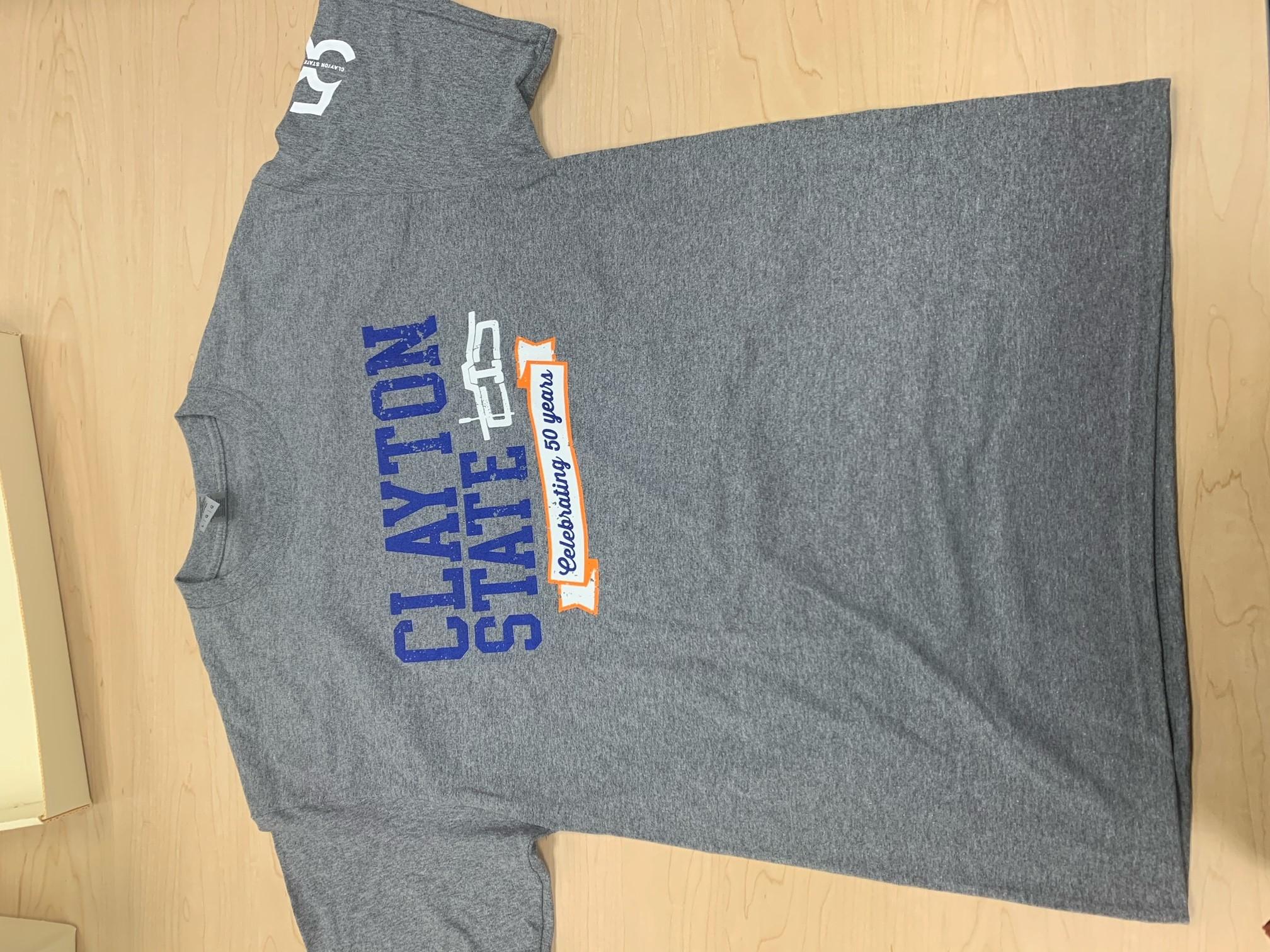 Clayton State 50th Anniversary Tee-shirt