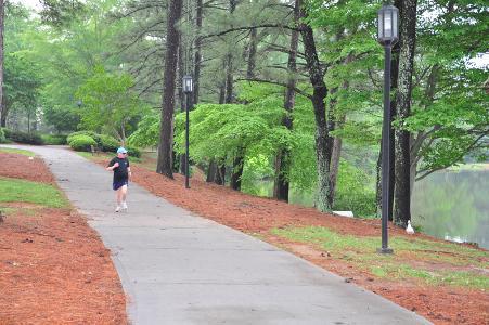 Hynes running