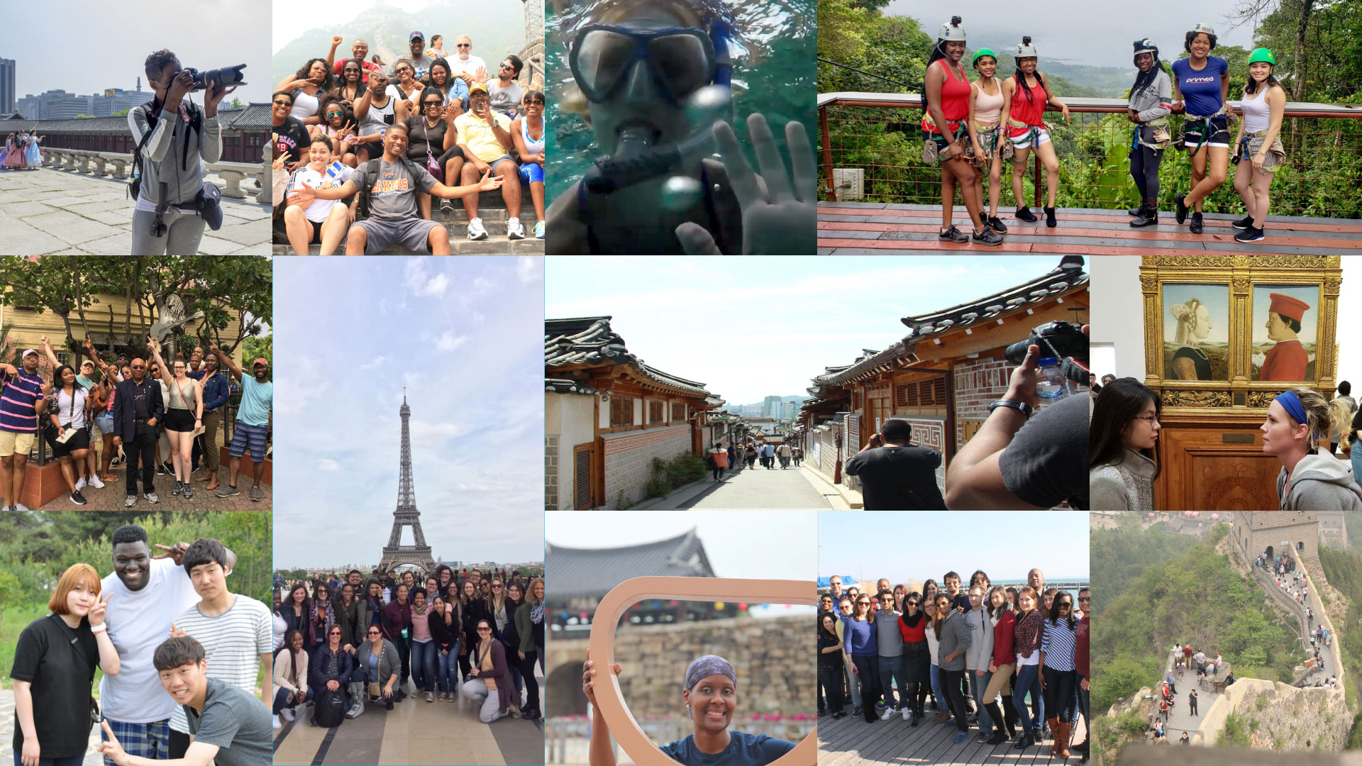 Study Abroad Programs banner image