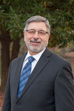 Portrait of Bill Gruszka