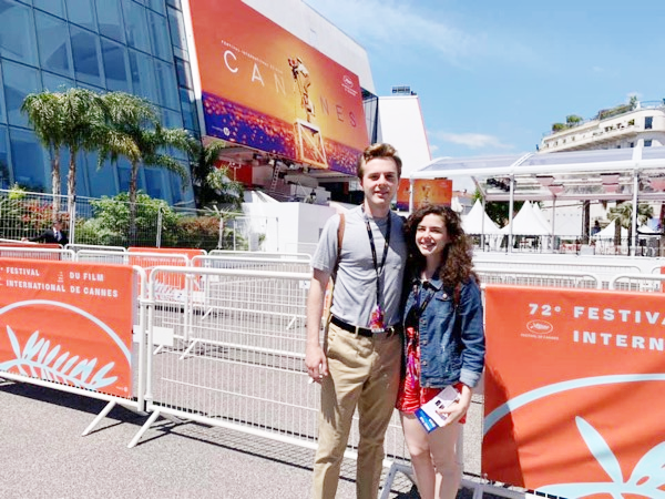 Cannes Film Festival Students
