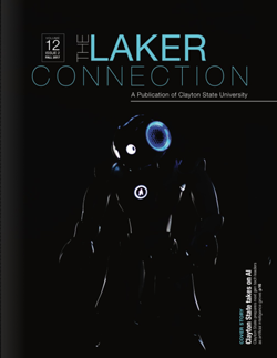 Current Laker Connection Magazine