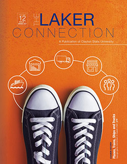 Spring 2017 Laker Connection Magazine