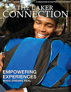 Laker Connection Spring 2014 Magazine