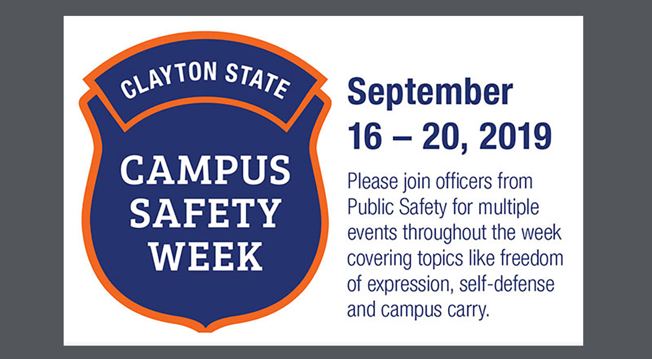 campus safety week