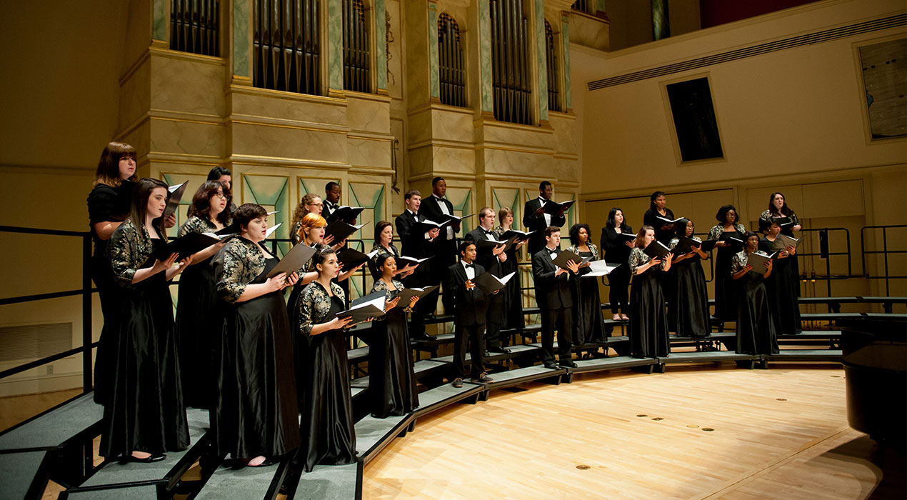 Clayton State Chorale