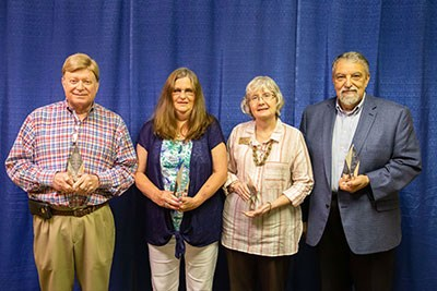 Service Awards Retirees